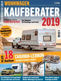 KAUFBERATER CAMPING, CARS & CARAVANS