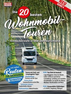 BA-SPECIAL <br>                                         20 WOHNMOBIL-TOUREN